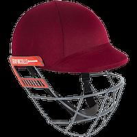 Maroon Color Helmet