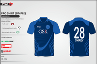Full Sublimated Custom Color Clothing -  IPL Quality from TYKA