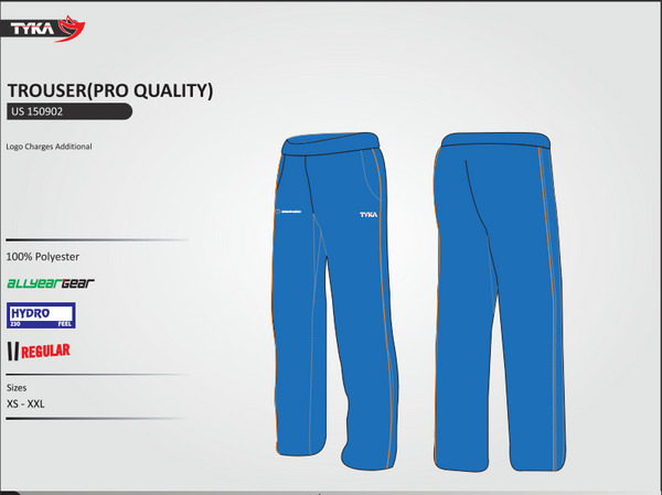 Matching India Blue color Pant