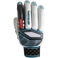 Gray Nicolls SUPERNOVA 500 Batting Gloves 2016 - Front