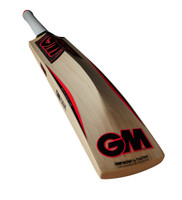 GM MANA L540 Original Cricket Bat - Back profile