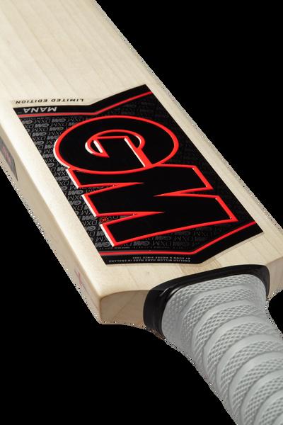 GM MANA L540 Original Cricket Bat - Sticker