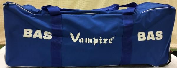 BAS Vampire Rapier Wheelie Kit Bag Royal Blue 04