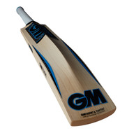 GM NEON Signature Cricket Bat - Back Profile