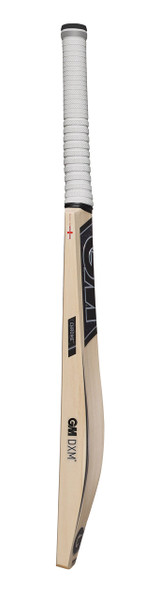 GM Chrome 909 Cricket Bat 2017 - Side View Thick Blade