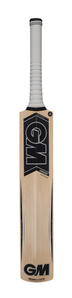 GM Chrome 909 Cricket Bat 2017 - Back Full Profile with Dynamic Grip