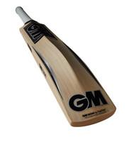 GM Chrome Signature Cricket Bat - Back Profile