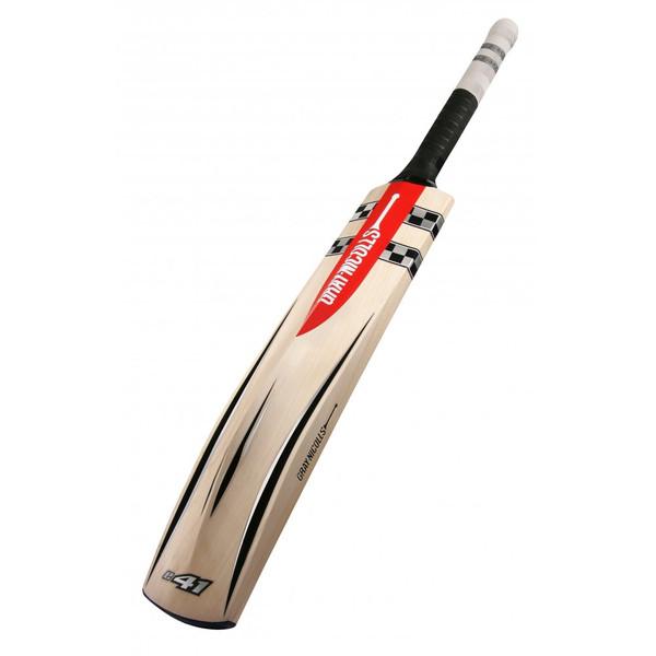 Gray Nicolls OBLIVION e41 5 STAR XRD Cricket Bat 2014 - Back of the Bat with No Concaving