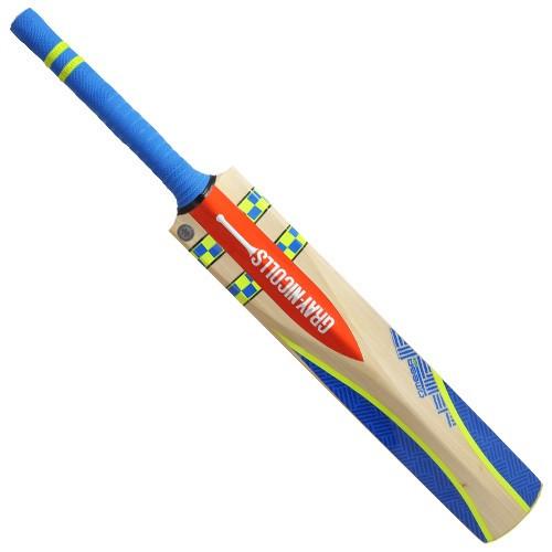 Gray Nicolls Omega XRD 5 Star Cricket Bat 2015 - Back of 5 Star
