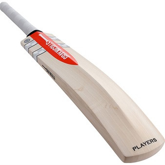 Gray Nicolls Players PP Cricket Bat 2016 - Back