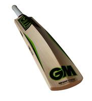 GM Paragon 808 Cricket Bat - Back Profile