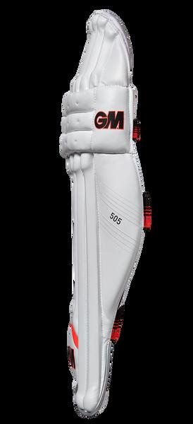 GM 505 Batting Pads 2017 - Side