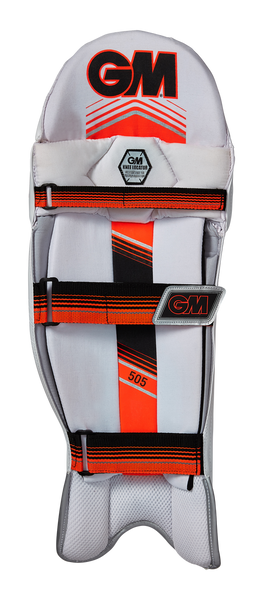 GM 505 Batting Pads 2017 - Inside