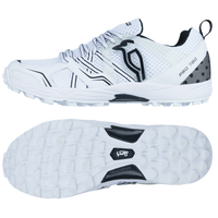 KB Pro 780 Rubber Sole Cricket Shoes 2017 in white color