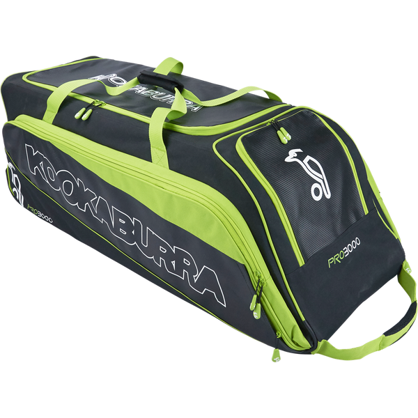 KB Pro 3000 Wheelie Cricket Kit Bag 2017 range