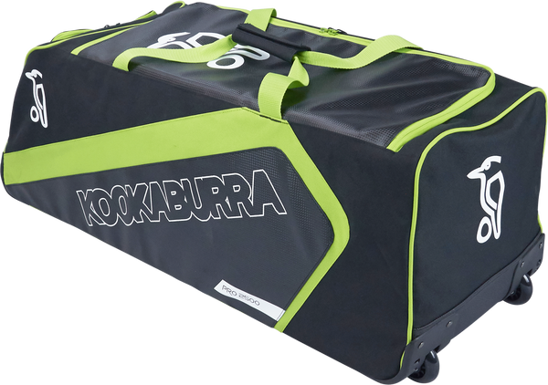 KB Pro 2500 Wheelie Cricket Kit Bag 2017 with other side view