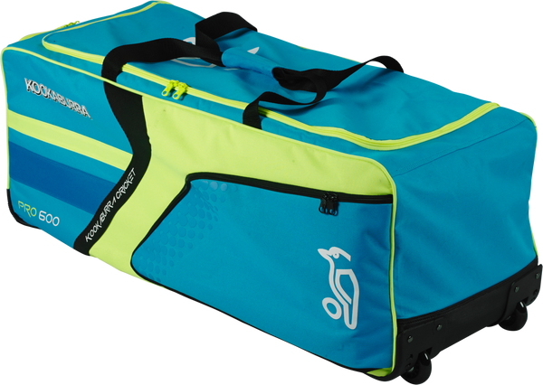 KB Pro 600 Wheelie Cricket Kit Bag 2017 range wheelie view