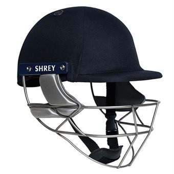 Shrey Pro Guard AIR Cricket Helmet - Titanium  Image