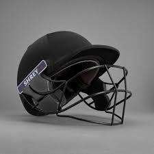 Shrey Armour Cricket Helmet - BlackImage