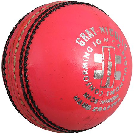 Gray Nicolls League PINK Cricket Ball the wait is over