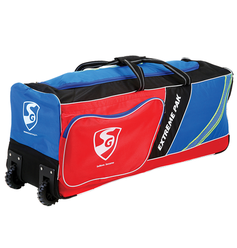 SG Extremepak Wheelie Kit Bag