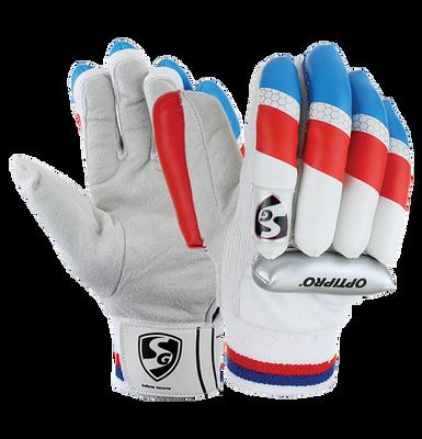 SG Optipro Batting Gloves