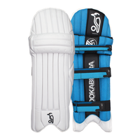 KB Surge Pro Batting Pads 2018 Kookaburra Cricket Batting Pads for Test Level Protection