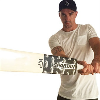 Kevin Peterson Rhino Cricket Bat
