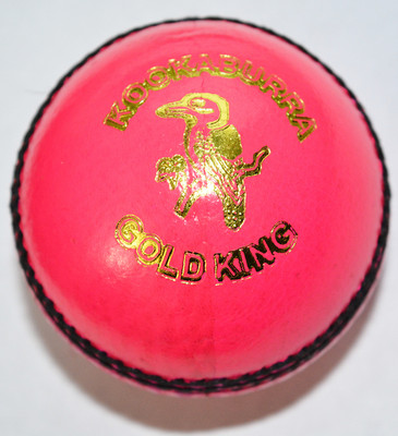 Kookaburra Gold King Red Cricket Ball