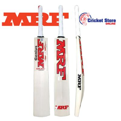 MRF Genius Grand Edition Cricket Bat 2018 image