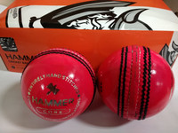Hammer Core Pink Cricket Ball