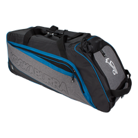 Kookaburra Pro Tour Wheelie Bag - Grey 2018