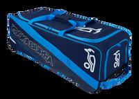 Kookaburra Pro 2000 Wheelie Bag - Nvy/Cyn 2018
