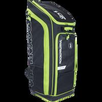 Kookaburra Pro D5 Duffle Bag - Blk/Grn 2018
