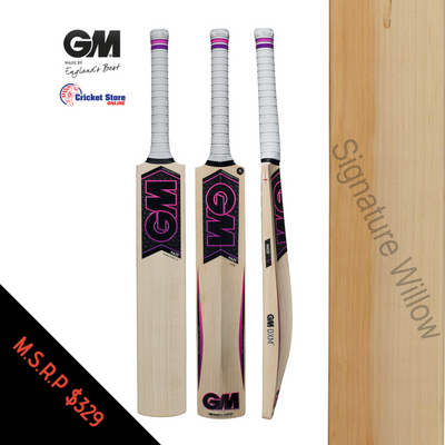 GM Haze Lite DXM Signature Cricket Bat 2018