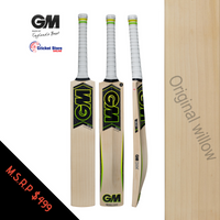 GM Zelos DXM Original Cricket Bat 2018 image