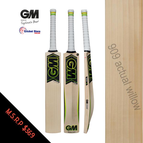 GM Zelos DXM 909 Cricket Bat 2018 image
