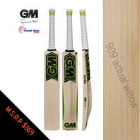 GM Zelos DXM 909 Cricket Bat 2018 image
