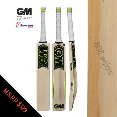 GM Zelos DXM 808 Cricket Bat 2018 image
