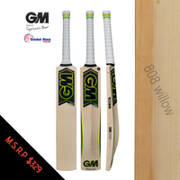 GM Zelos DXM 808 Cricket Bat 2018 image
