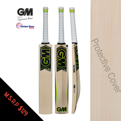 GM Zelos DXM 303 Cricket Bat 2018 image