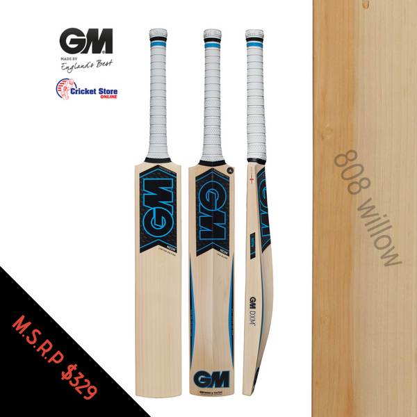 GM Neon DXM 808 Cricket Bat 2018 image