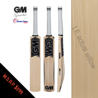 GM Chrome DXM LE Cricket Bat 2018 image 1
