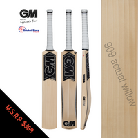 GM Chrome DXM 909 Cricket Bat 2018 image