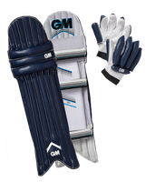 GM 101 Cricket Set Junior Pad & Glove 2018