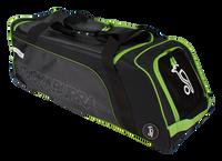 Kookaburra Pro 2400 Wheelie Bag - Blk/Grn 2018