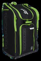 Kookaburra Pro D6 Duffle Bag - Blk/Grn 2018