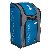 Kookaburra Pro D6 Duffle Bag - Teal 2018