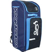 Kookaburra Pro D7 Duffle Bag - Nvy/Cyan 2018