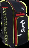 Kookaburra Pro D7 Duffle Bag - Blk/Red 2018